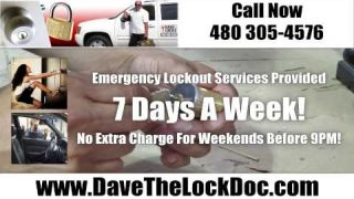 Emergency Locksmith in San Tan Valley