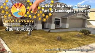 San Tan Valley Landscaping